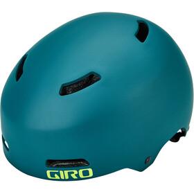 Giro Quarter FS MIPS Cykelhjelm, matte true spruce